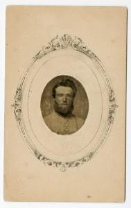 Pvt. Asahel Gage, Co. D