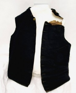 Lucius Fairchild's vest.