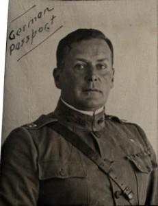 Carleton L. Brosius (WVM Mss 17)
