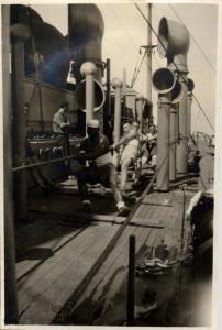 Tug-o-War Carleton L. Brosius (WVM Mss 17)