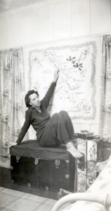 Rhoda Ann Ziesler, December 9, 1941