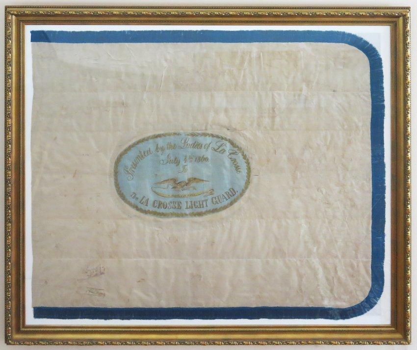 La Crosse Light Guard flag